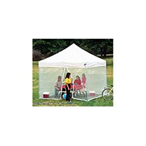 Buy E-Z Up Screen Room for a 10'x10' Dome or Sierra Instant Shelter by E-Z UP