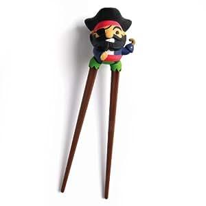 Peg Leg Pirate Chopsticks (By GAMAGO)