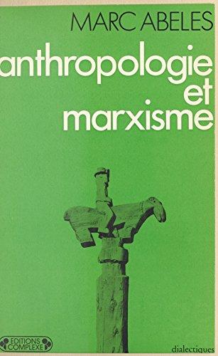 anthropologie-et-marxisme