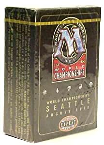Magic The Gathering 1998 World Championship Brian Hacker Championship Deck [Sealed]