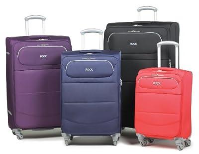Rock Verve Super Lightweight Expandable Spinner Luggage