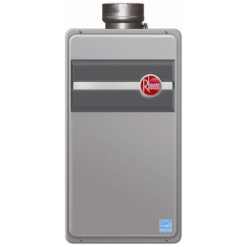 Rheem RTG-84DVP Low Nox Direct Vent Tankless Water Heater Liquid Propane Energy Star 8.4 GPM (Energy Star Garage Heater compare prices)