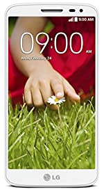 LG G2 Mini D620R 8GB 4G LTE Unlocked GSM Android Quad-Core Smartphone - White