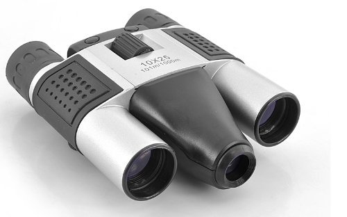 Digital Binoculars Camera | Binoculars With Camera Dvr And Full Accessories Kit