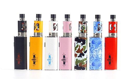 Jomo-Tech-65w-Electronic-Cigarette-Starter-Kit-Lite-65-Pro-Box-Mod-7-65w-Vape-Temperature-Control-E-Cigarette-With-Led-Screen