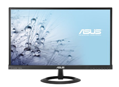 ASUS VXシリーズ 23インチ 液晶ディスプレイ ( 1920×1080 / AH-IPSパネル / 5ms / ブラック ) VX239H