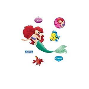 Fathead Disney Princesses: Ariel Wall Decal
