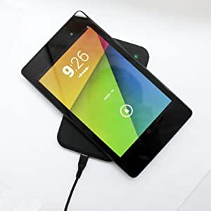 QI Chargeur sans fil standard pour Google Nexus 7 Tablet II FHD