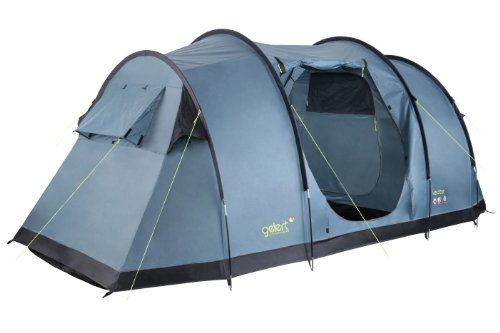 Gelert Vector 4 Tent - Riviera / Charcoal