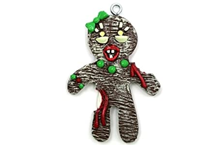 Gingerbread Zombie Mom