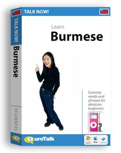 EuroTalk Interactive - Talk Now! Learn Burmese