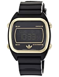 Adidas Digital Black Dial Men's Watch - ADH2754