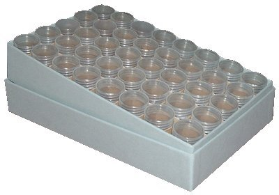 Dollar-Coin-Storage-Box-with-Tubes-Holds-40-Rolls-With-Tubes-Included