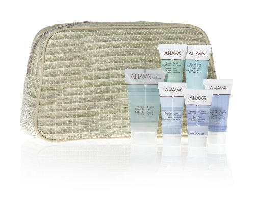 AHAVA Best of Beauty Travel Kit