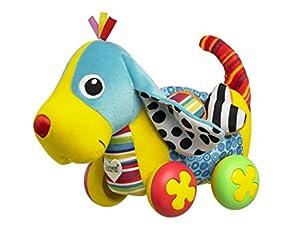 Lamaze - Puppy guarda juguetes con ruedas (TOMY LC27239)