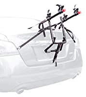 Allen Sports Deluxe 2-bike Trunk Mount Rack from R. A. Allen Co., Inc.