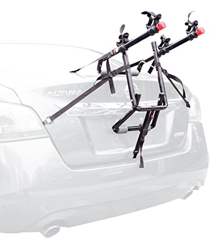 Allen Sports Deluxe 2-Bike Trunk Mount Rack (2000 Civic Roof Rack compare prices)