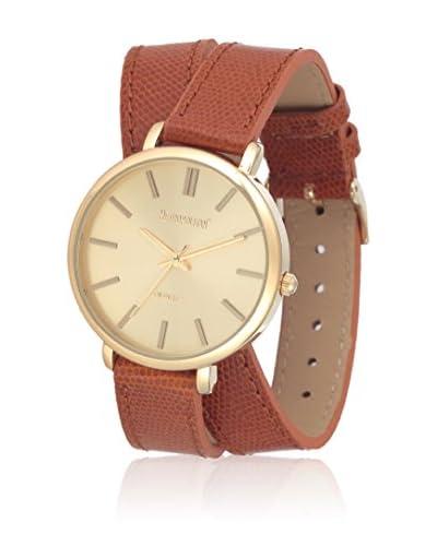 Metropolitan Reloj de cuarzo  Marrón 36 mm