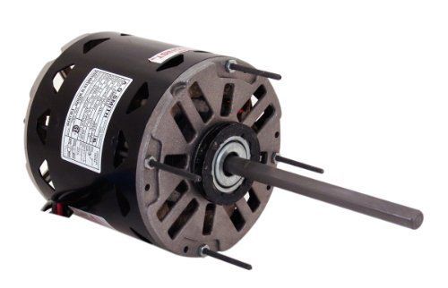 A.O. Smith Fdl1024 1/4 Hp, 1625 Rpm, 3 Speed, 115 Volts3.0-5.0 Amps, 48 Frame, Sleeve Bearing Direct Drive Blower Motor