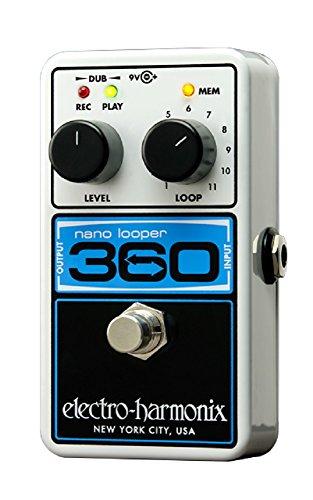 Electro-Harmonix Nano Looper 360 Electric Guitar Single Effect