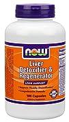 Now Liver Detoxifier & Regenerator, 1…