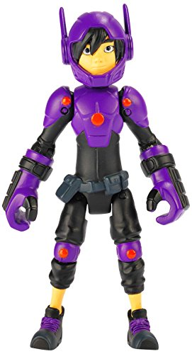 Big Hero 6 4-Inch Hiro Hamada Action Figure