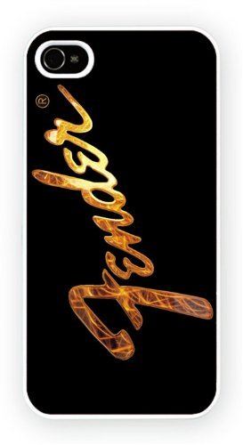 Fender Logo iPhone 4 4S Mobile Phone Case (Fender Iphone 4s Case compare prices)