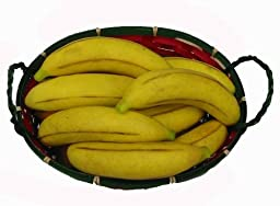 12 Piece Banana Decorative Fruit