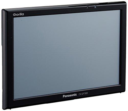 パナソニックデカゴリラ大画面7v型ワイドVGAワンセグ16GBSSDポータブルカーナビゲーション CN-GP730D
