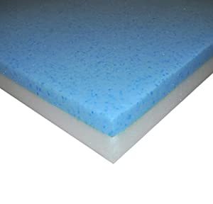 7. Boyd Specialty Sleep Flex Form 4 Inch Gel Memory Foam Topper