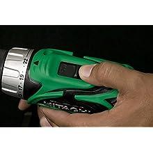 Hitachi DS18DSAL 18-Volt 1/2-Inch Drill/Driver