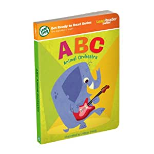 LeapFrog LeapReader/Tag Junior Book: ABC Animal Orchestra