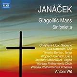 echange, troc  - Janacek : Messe Glagolitique - Sinfonietta