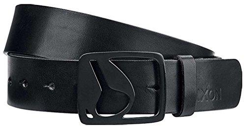 Nixon Icon Cut Out II Belt - All Black - S