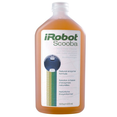 iRobot Scooba Hard Floor Cleaner, Natural Enzyme Formula, 16-Ounce