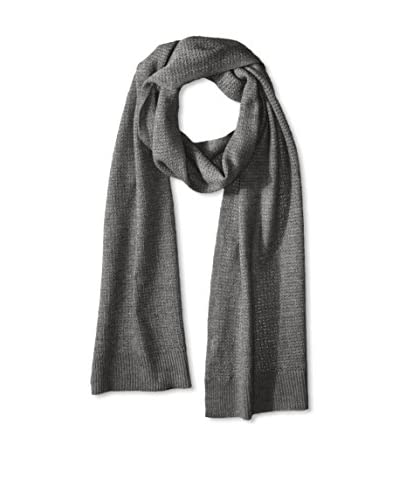 Cullen Men's Allover Texture Cashmere Knit Scarf, Derby
