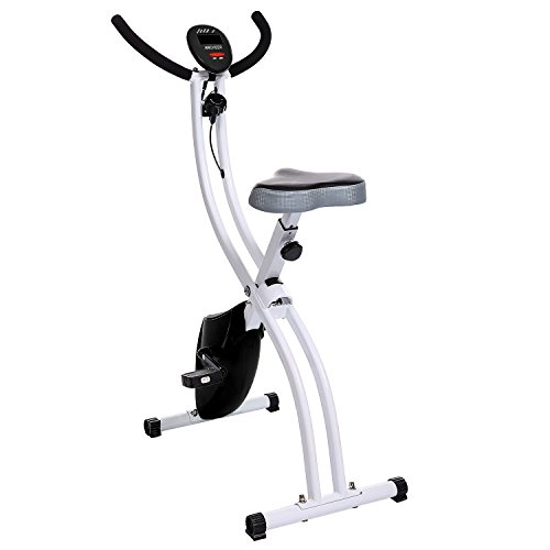 Buy Cheap Ancheer Indoor Magnetic Folding Exercise Bike