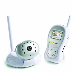 """Summer Infant Day and Night Handheld Color Video Monitor with 1.8"""" Screen - Silver (Discontinued by Manufacturer)"""