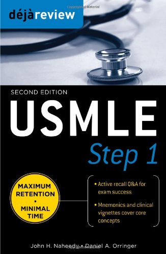USMLE Step 1 (Deja Review)