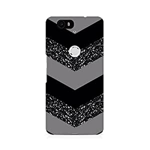 Ebby Down Sparkle Premium Printed Case For Huawei Nexus 6P