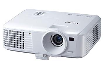 Canon LV-WX300 Vidéoprojecteur DLP Stéréo VGA/HDMI 1280 x 800 Blanc