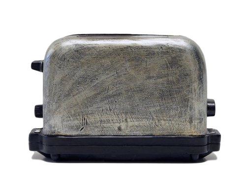 MollaSpace Retro Coin Bank, Toaster - 1