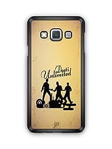 YuBingo Dosti Unlimited Mobile Case Back Cover for Samsung Galaxy A3