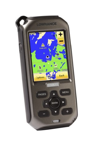 Lowrance Endura Safari 2.7-Inch Portable GPS Navigator