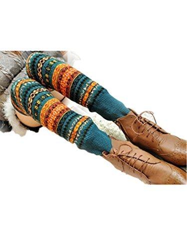 knitted-fleece-knee-high-boots-socks-leg-warmers-ysw81-6