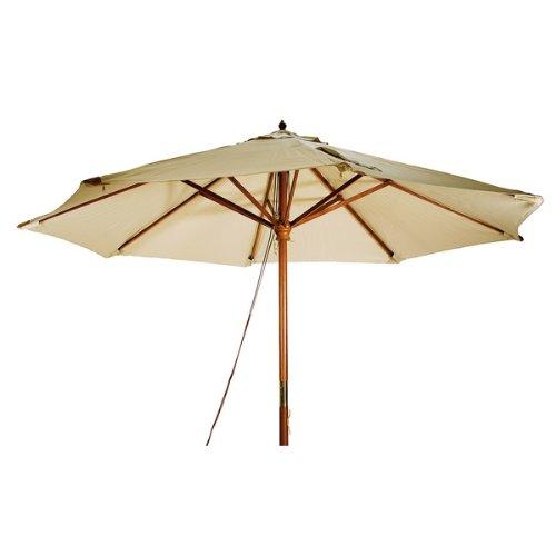 parasol bois pas cher