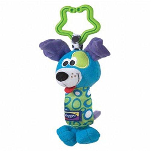 Cute Kids Animal Handbells Bed Car Stroller Bells Rattle Developmental Baby Toy Dog front-520919