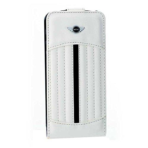 mini-cooper-mnflp5ssw-etui-a-rabat-en-cuir-pour-iphone-5-blanc