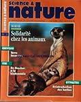 SCIENCES ET NATURE [No 26] du 01/10/1...