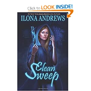 Clean Sweep (Innkeeper Chronicles) by Ilona Andrews